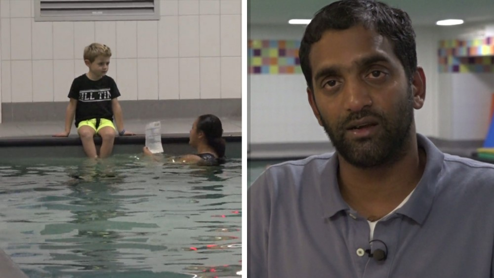 """Hilversumse zwembadeigenaar schrijft brief aan Tweede Kamer: """"Zwemles is ook onderwijs"""""""