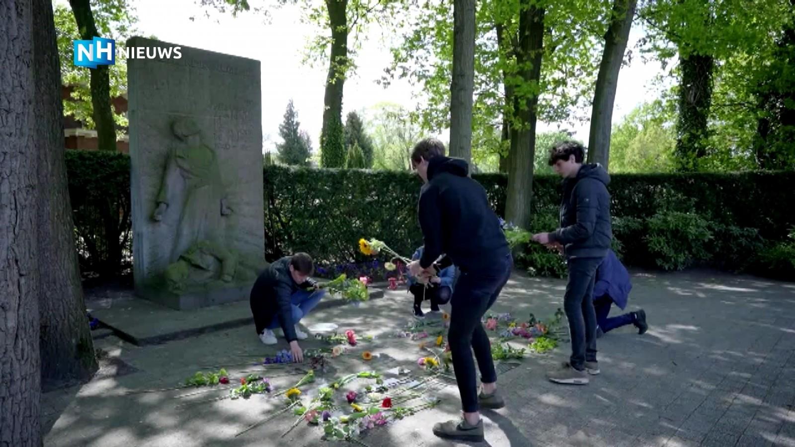 Huizen herdenkt oorlogsslachtoffers met bijzondere herdenkingsvideo