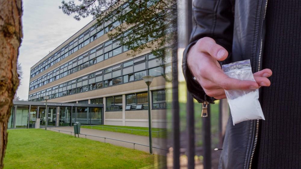 Zorgen over harddrugs op Hilversums gymnasium: scholieren gebruiken op toiletten