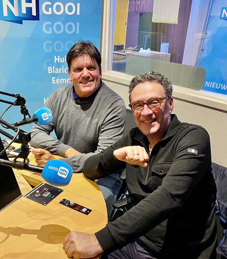 Het tweede deel van het gesprek met Frank Masmeijer zondag in De Platenkast van... bij NH Gooi Radio.