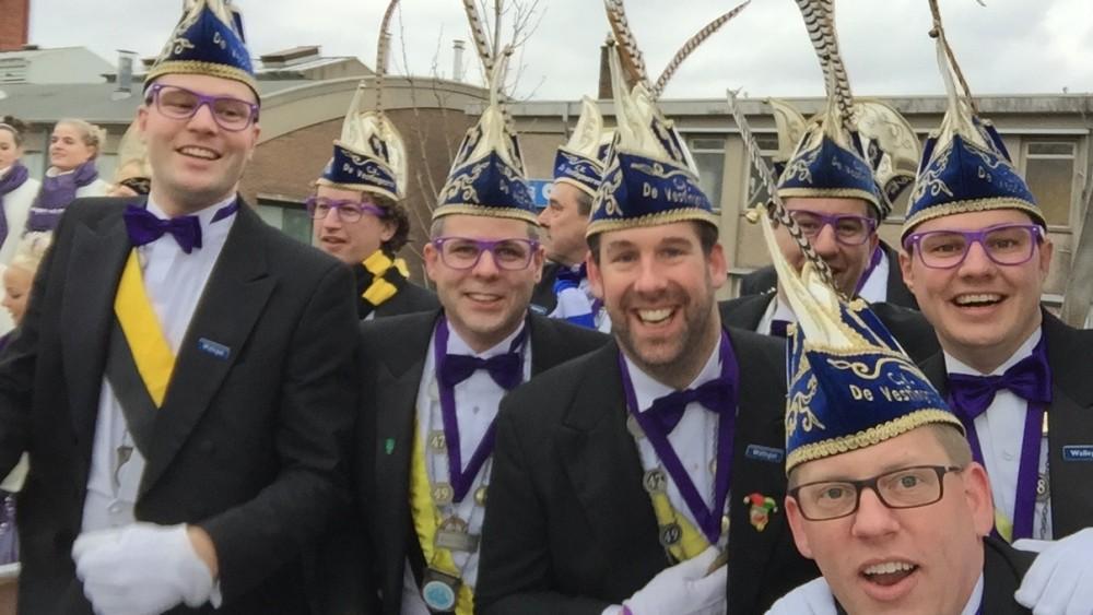 Het blijft stil in Naarden: geen groot feest, maar 'gewone' werkdag voor carnavallers