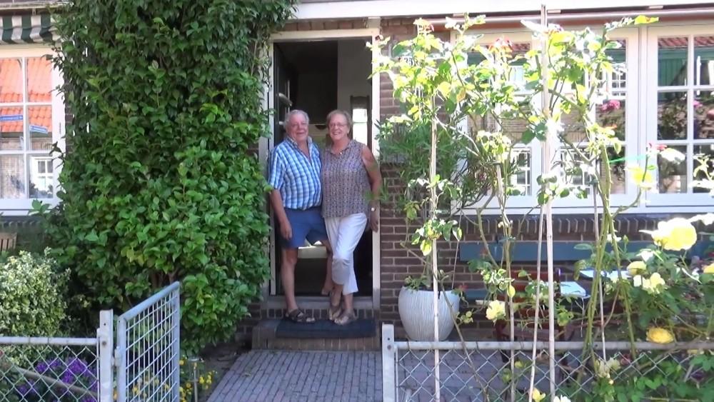 """Bewoners Hilversumse bloemenbuurt fleuren samen hun buurt op: """"Blij dat er wat gebeurt"""""""