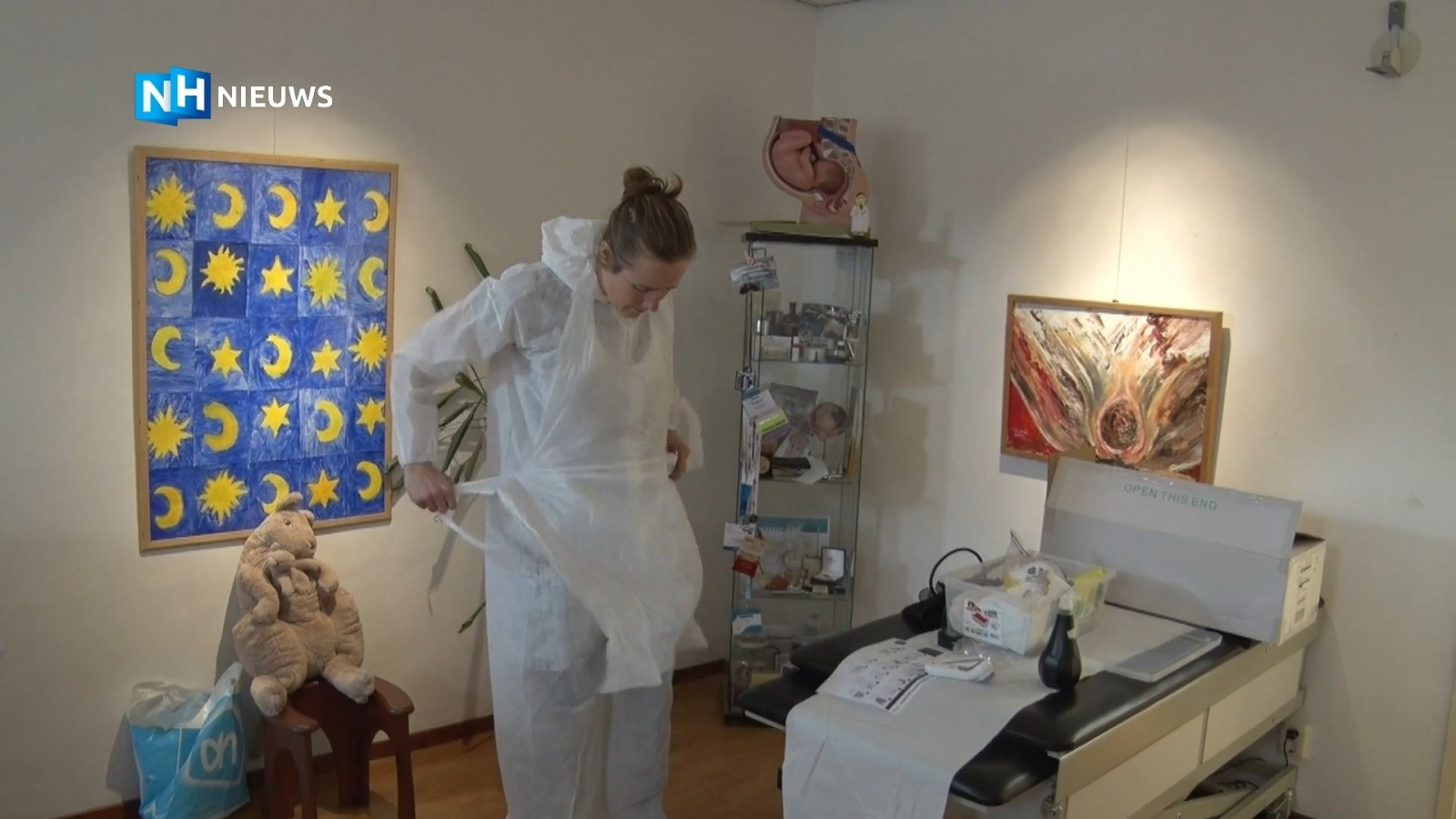 Speciaal coronaspreekuur voor patiënten in Weesp en Muiden