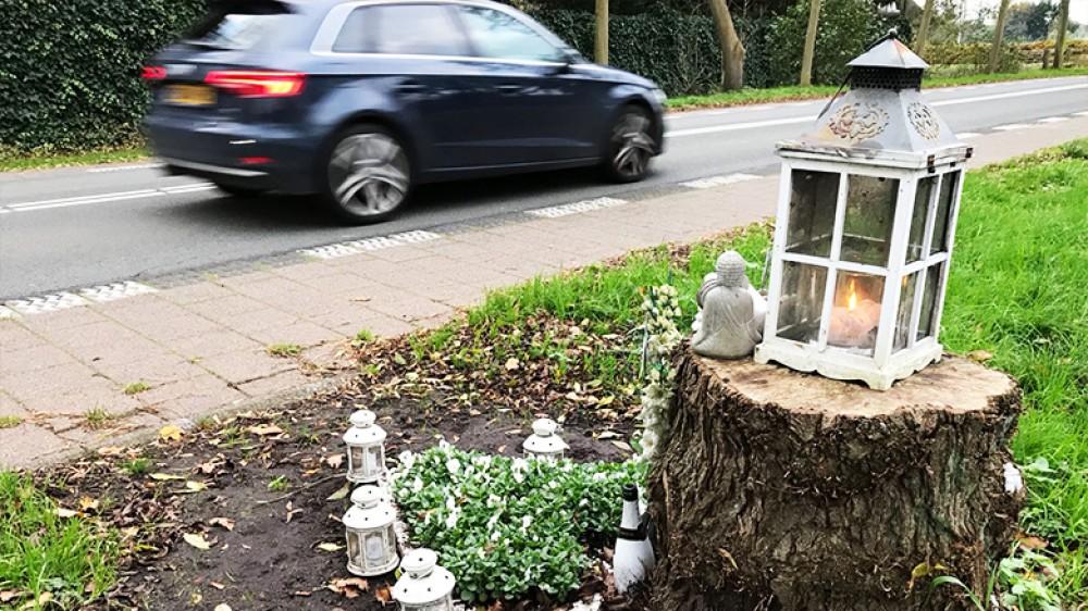 Vader Fleur Balkestein woest: loopt de doodrijder van zijn dochter straks gewoon weer door Loosdrecht?