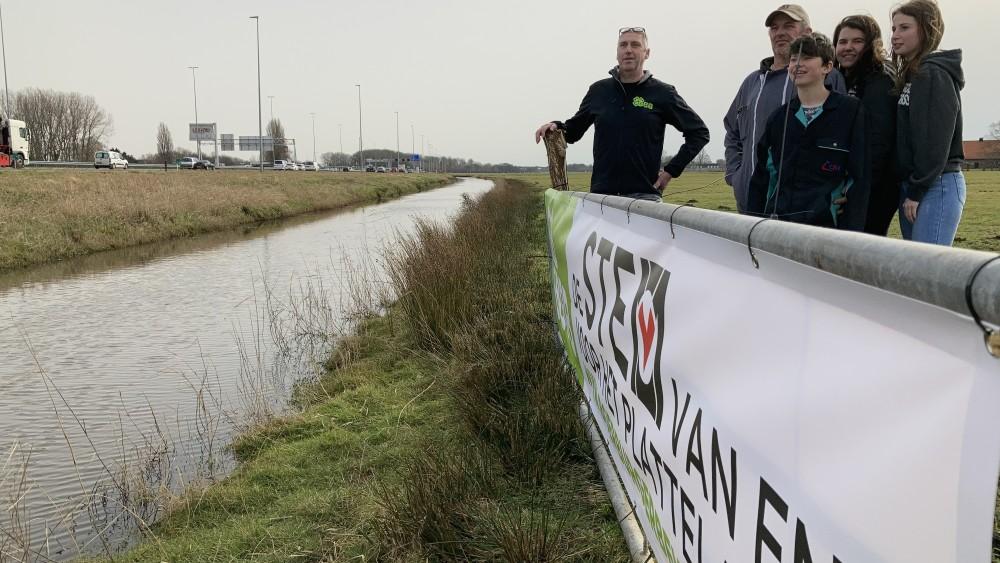 Dit keer geen protest, maar campagne door de boeren