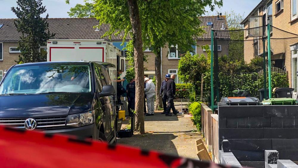 """Nog niks bekend over oorzaak Hilversumse woningbrand: """"Onderzoek heeft tijd nodig"""""""
