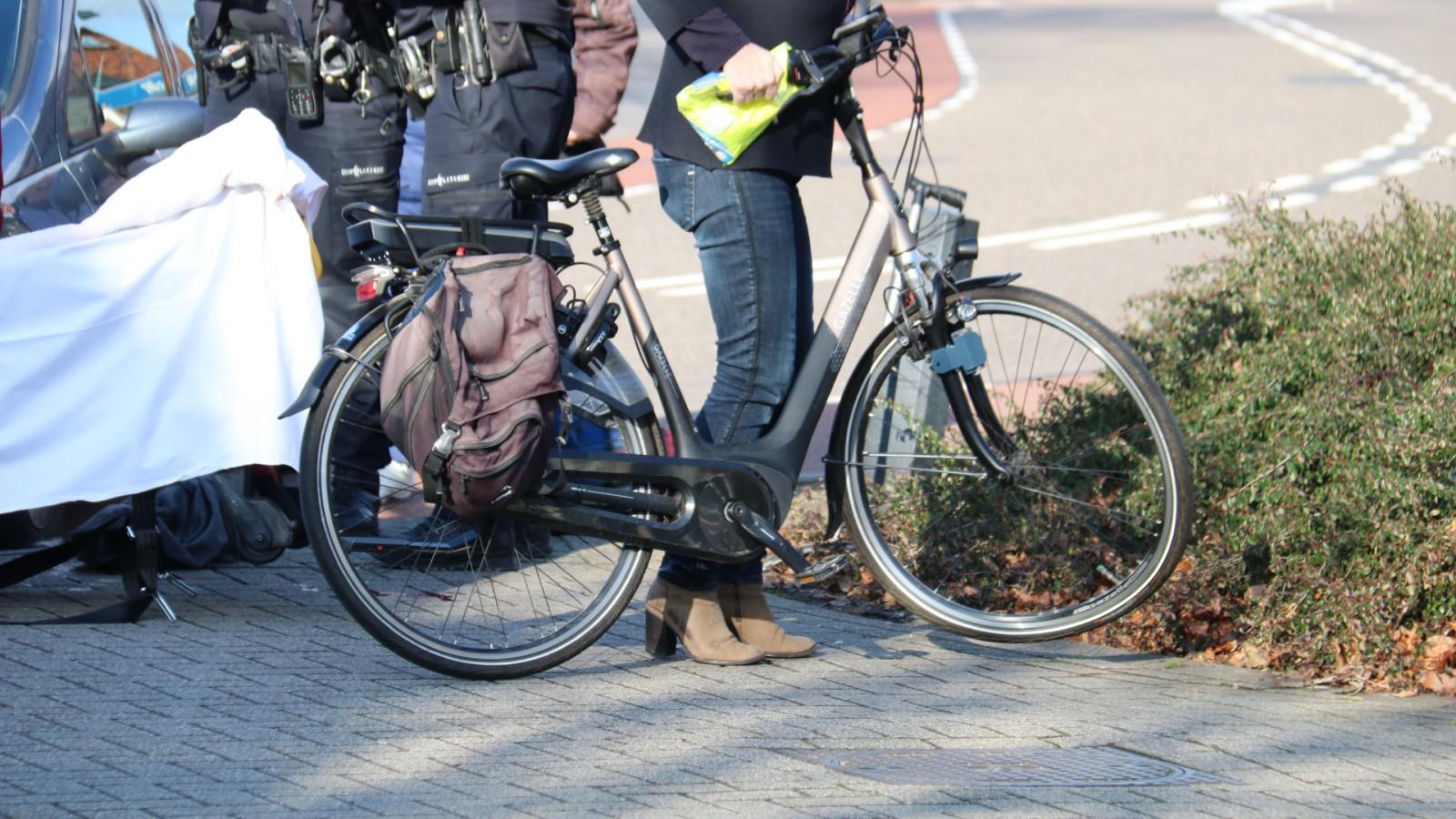 Nog niet helder hoe oudere man uit Bussum werd aangereden: politie zoekt getuigen