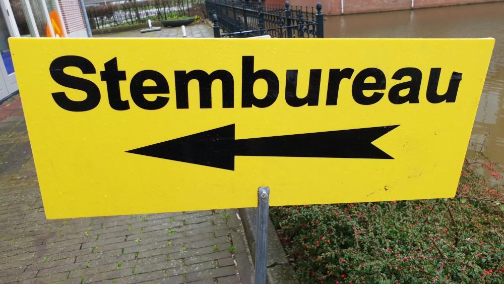 Gooise Meren krijgt geen 'stemstraat', wel rijdend stembureau langs verzorgingshuizen