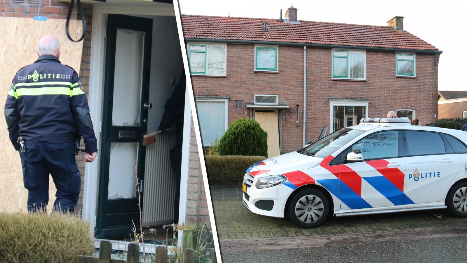 Man (35) opgepakt voor drugslab in rijtjeshuis Eemnes