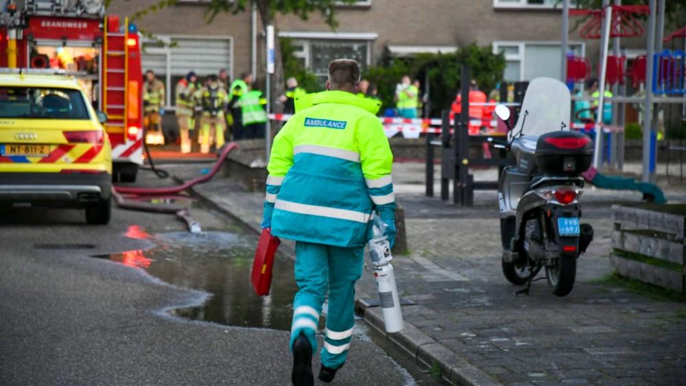 Bewoonster (48) overleden na Hilversumse woningbrand