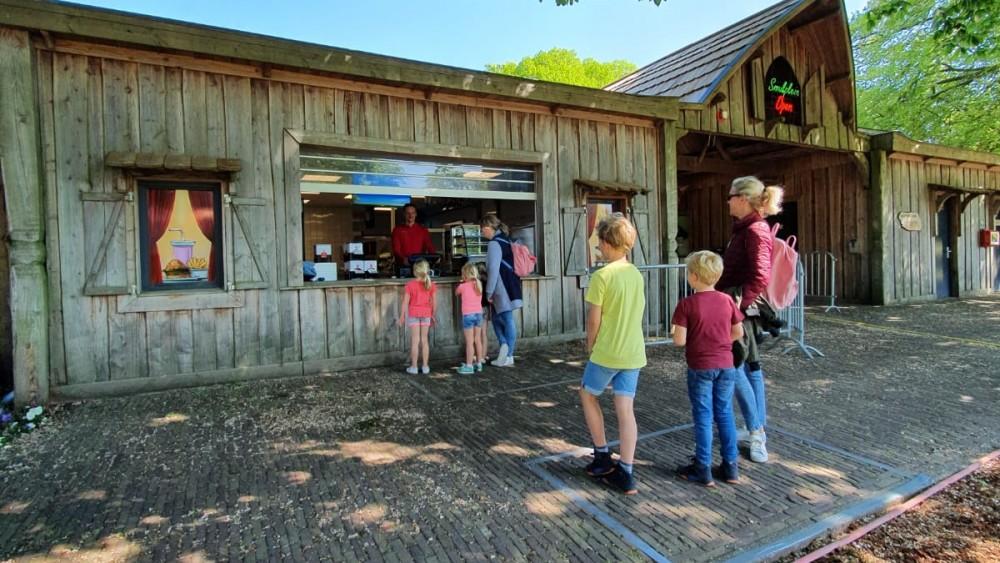 Speelpark Oud Valkeveen verwacht paar honderd gasten op eerste dag