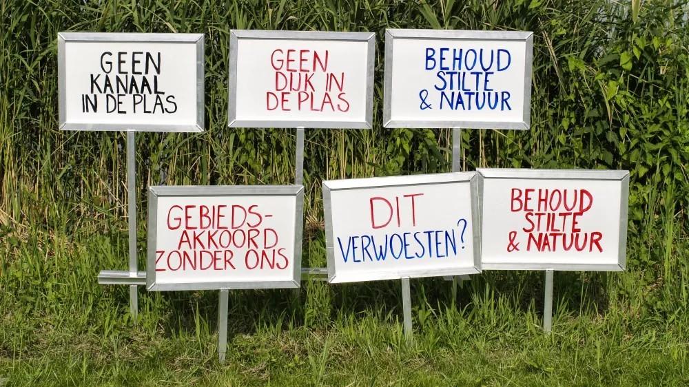 Bouwen, besluitvorming en bos zonder honden: wat gebeurt er in 2021 in 't Gooi?