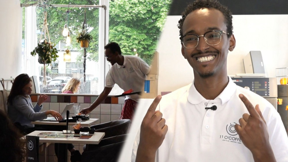 Plots gesloten, maar alom geliefde Bussumse koffiezaak mag tóch weer open