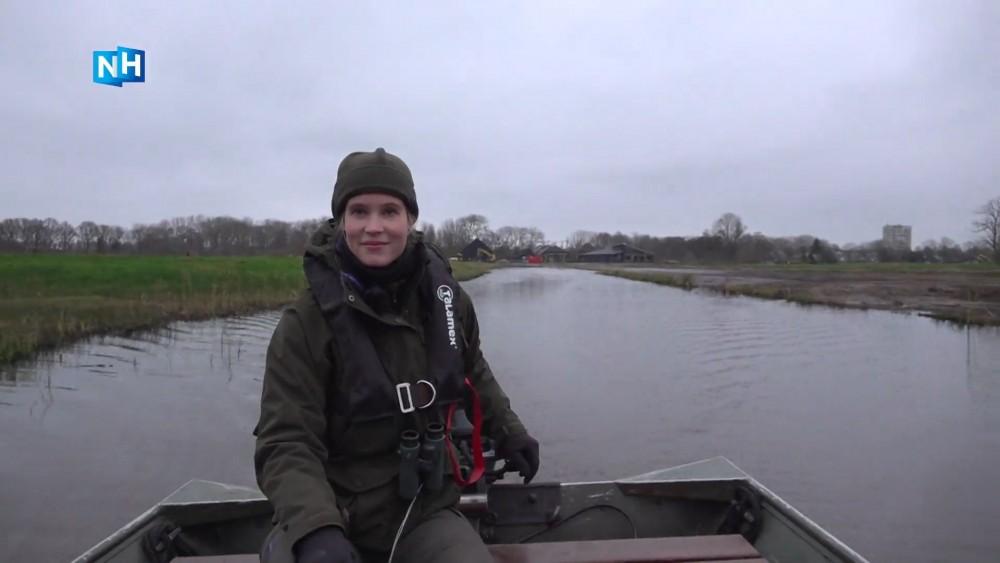 Natuurlijk Noord-Holland: Het Naardermeer is een oase van rust voor vogels