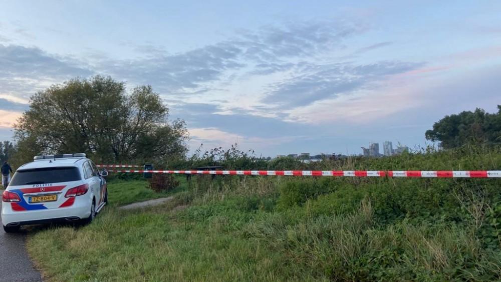 Stuk bos langs afrit A6 in Muiderberg afgezet wegens 'verdachte vondst'