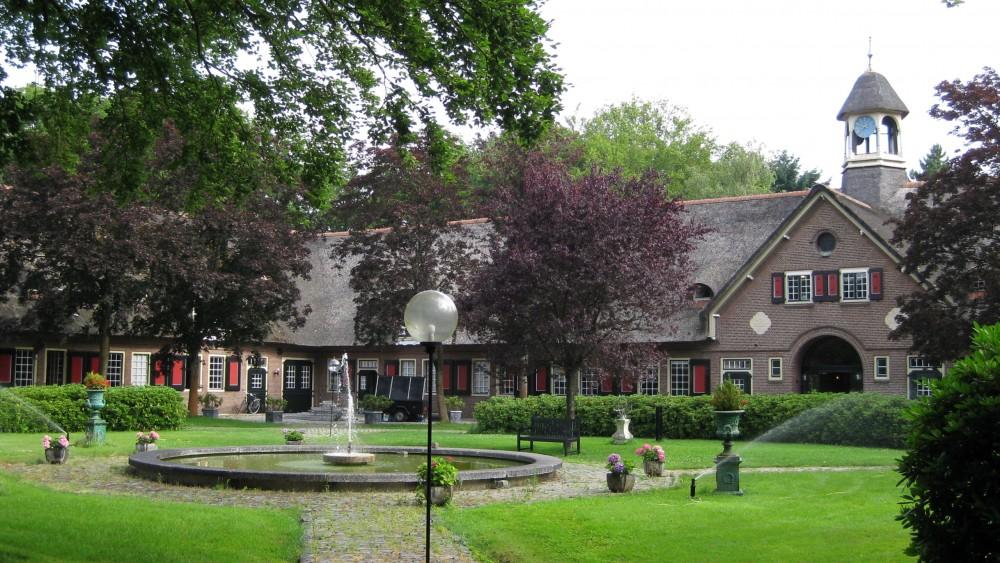 Flinke subsidie voor restauratiewerk aan historische Naarder hofstede