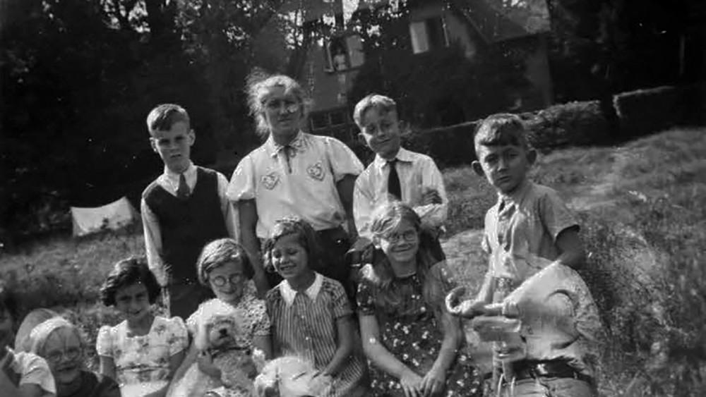 Nieuw boek onthult: Anne Frank verbleef de zomervakantie in Laren