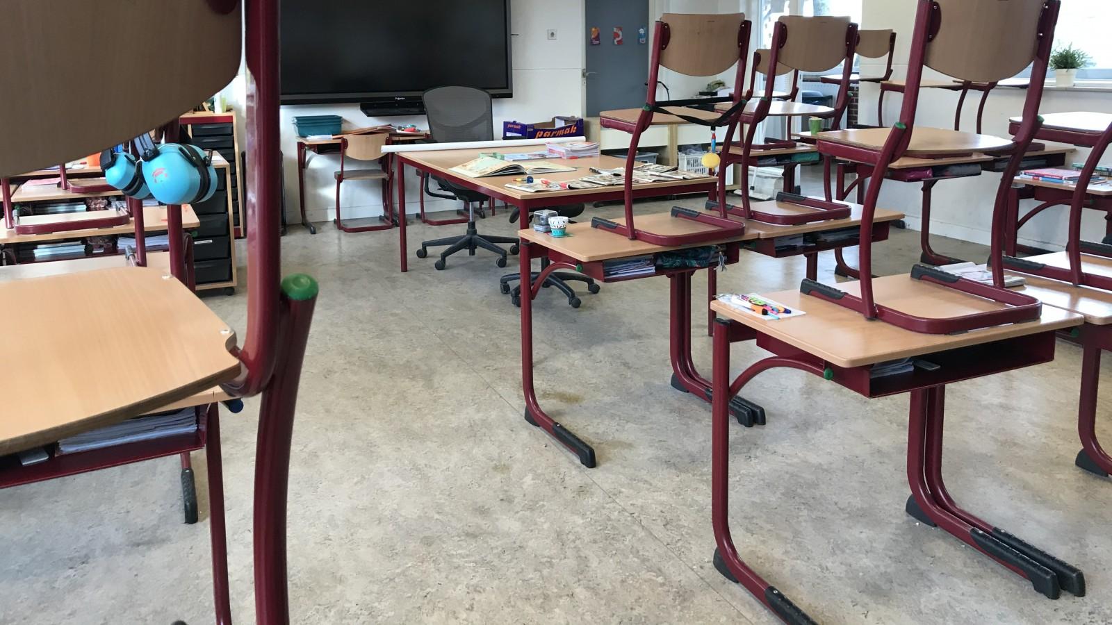 Geen hele schooldagen in Eemnes: 'De hele week drie uur les per dag biedt meer structuur'