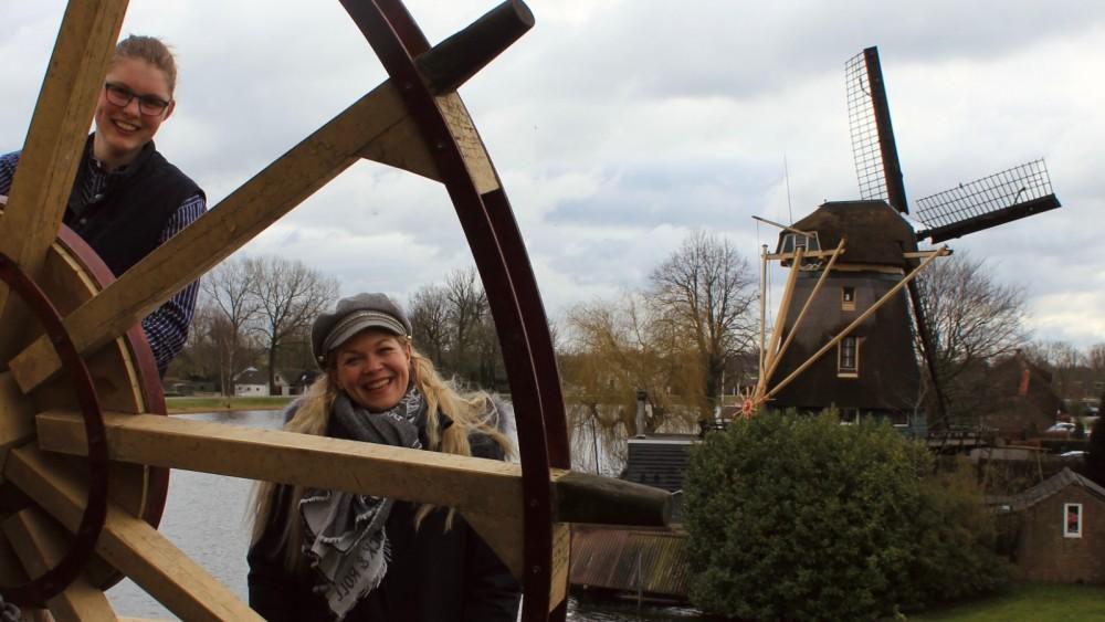 Hollandse molens bezongen voor landschapsfeestjaar