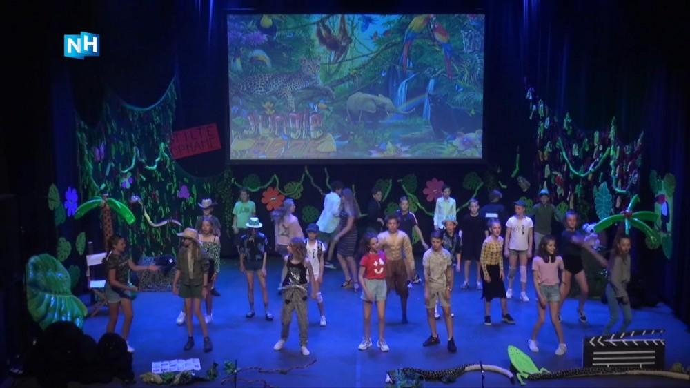 'Coronaproof on stage': de musical van de Hilversumse Elckerlycschool