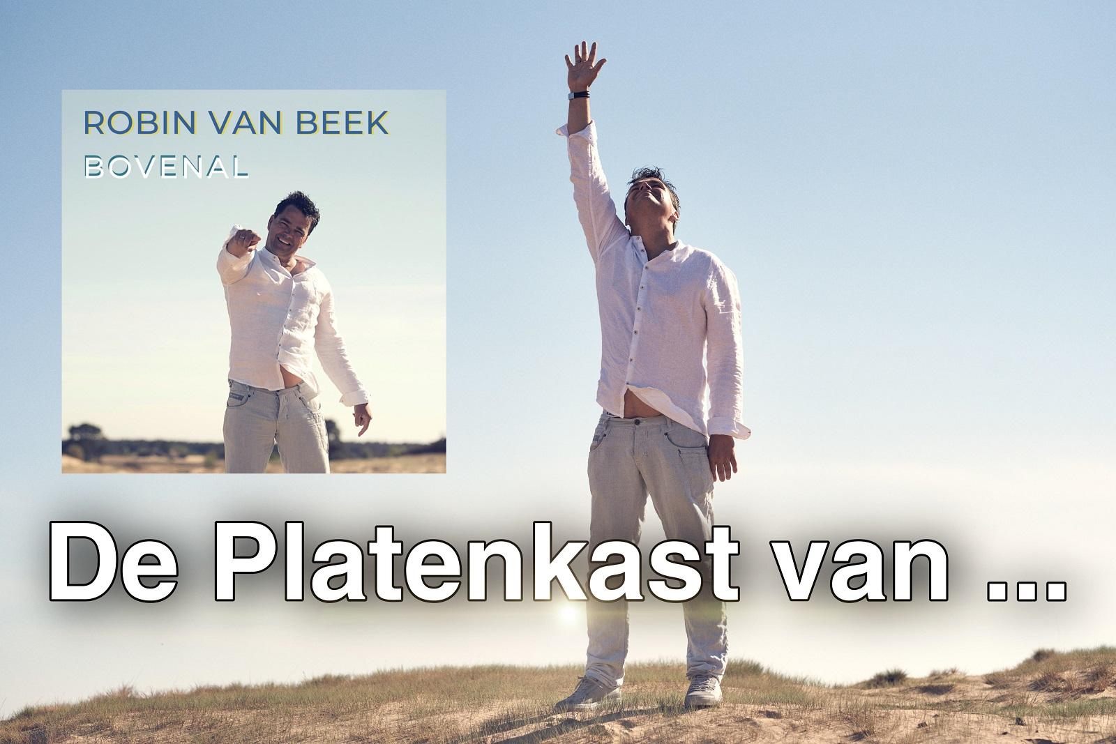 Robin van Beek met nieuwe plaat zondag in De Platenkast van...
