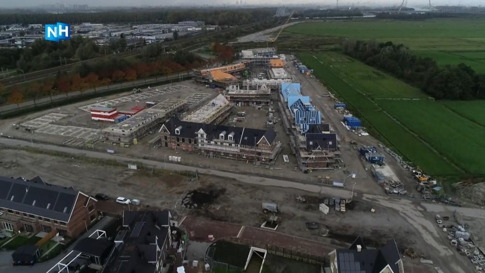 Landbouwgrond in Weesp wordt nieuwbouwproject midden in de natuur