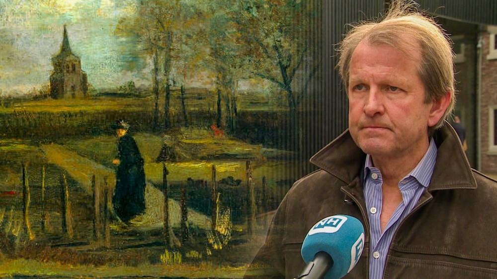 """Museumdirecteur opgetogen over gepakte verdachte Van Gogh-roof: """"Enorme opsteker"""""""