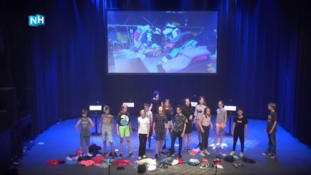 'Coronaproof on stage': de musical van de Hilversumse school de Sterrenwachter