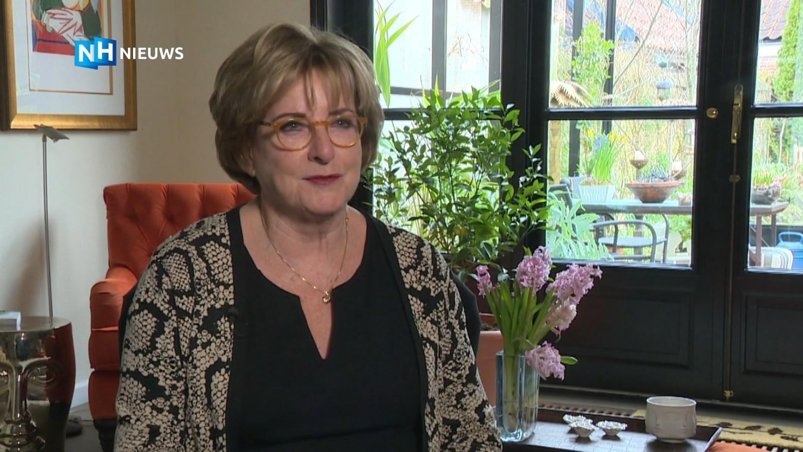 """Journaliste Catherine Keyl: """"Ik ben een pionier"""""""