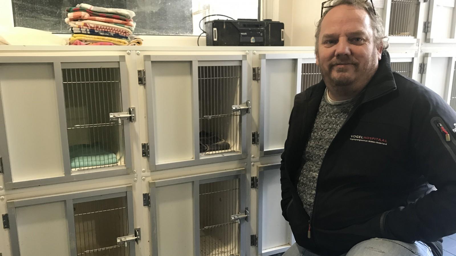 Naarder vogelhospitaal na maanden onzekerheid weer open, zonder feestje