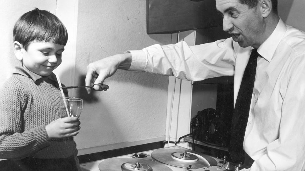 Larense geluidstechnicus werkte met de groten der aarde en weet op zijn 96e nog van geen ophouden
