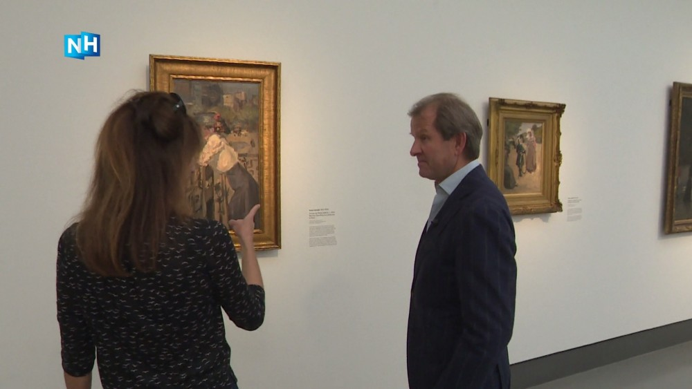 Directeur beroofd museum in Laren over impact gejatte Van Gogh