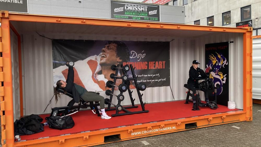 'Gewoon' naar de gym: dit heeft de creatieve Hilversumse sportschool erop bedacht