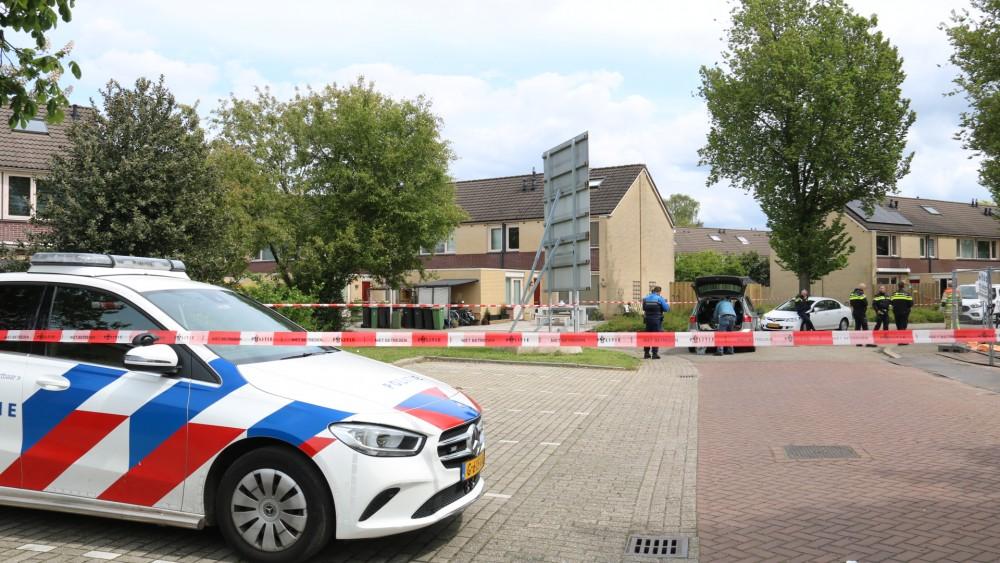 Mogelijk handgranaat gevonden in Hilversum