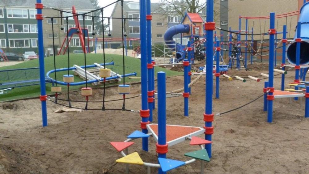 Door corona gesloten Hilversumse speeltuin kan weer open: dertien nieuwe vrijwilligers