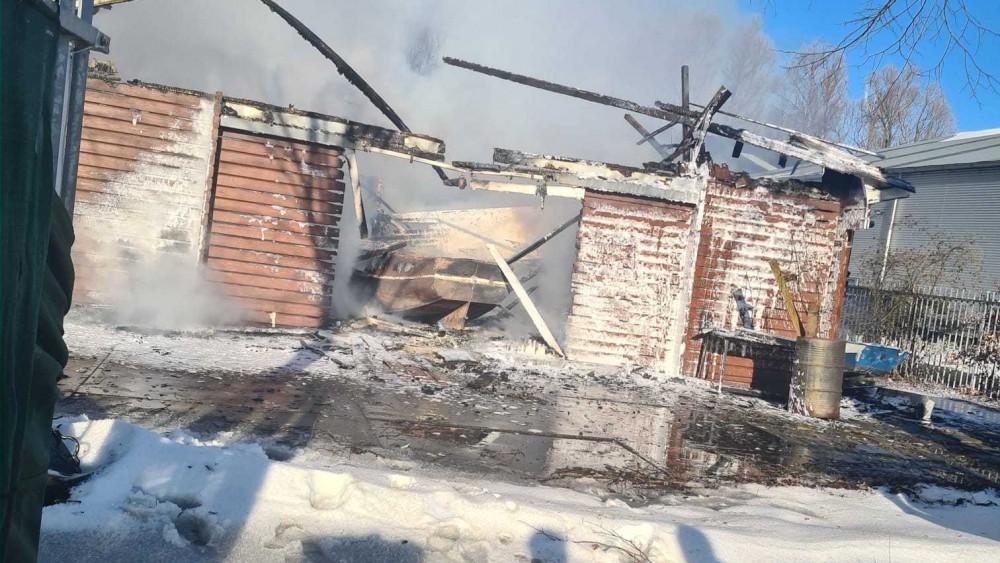 """Afgebrand scoutinggebouw moet van grond af aan worden herbouwd: """"Heel treurig"""""""
