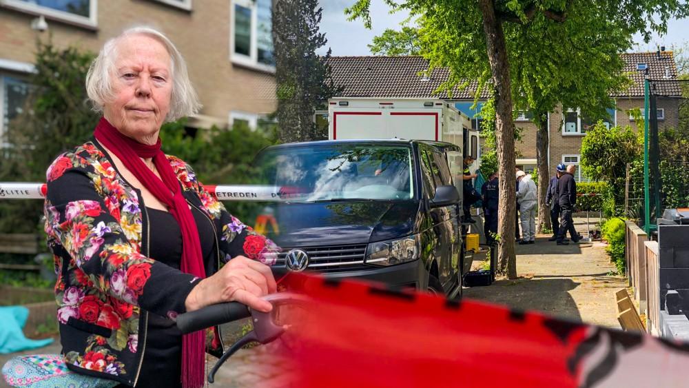 "Hilversumse buurt 'bibbert' na heftige brand met twee zwaargewonde slachtoffers: ""Akelig gevoel"""