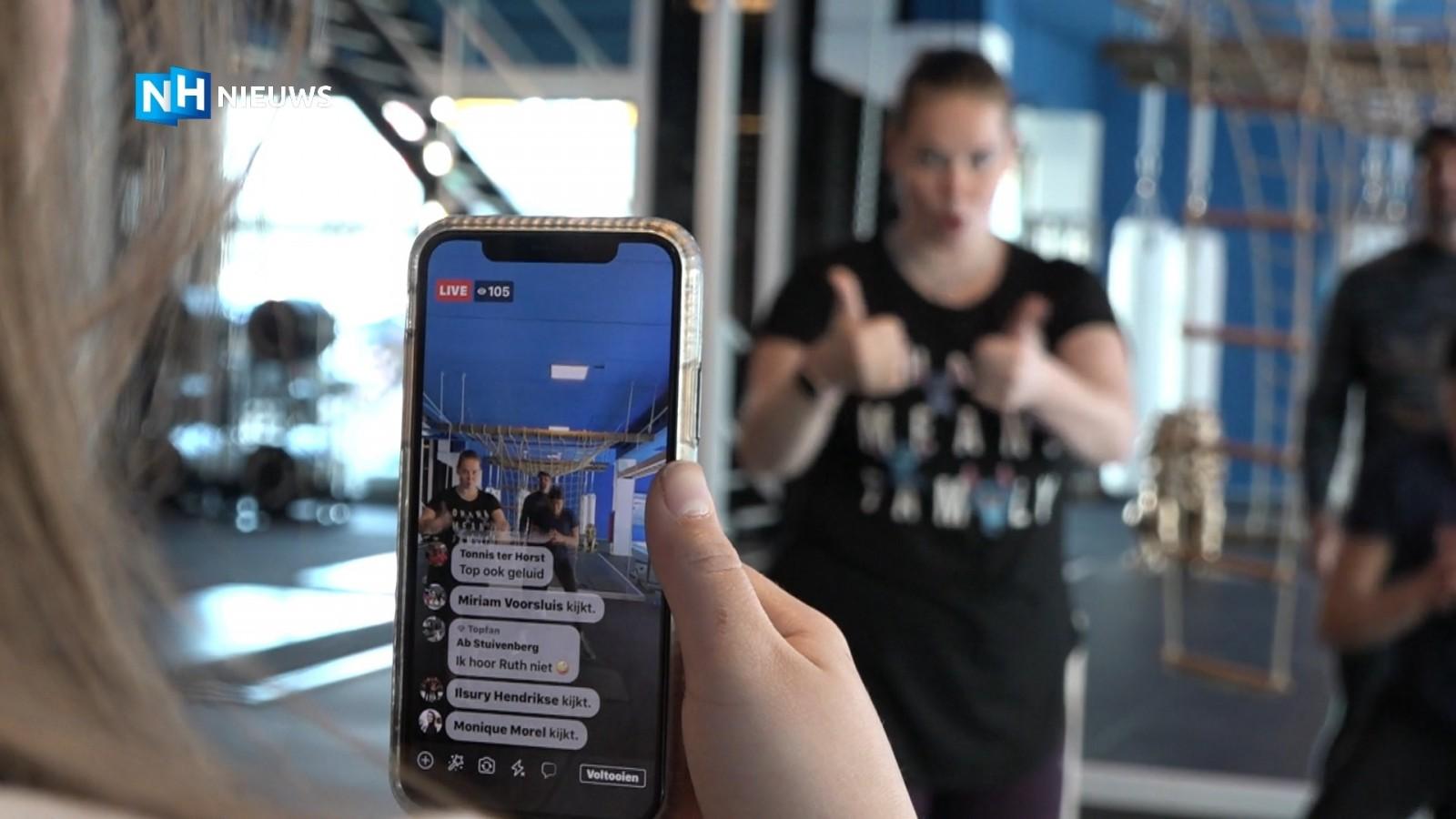 Thuis sporten voor echt iedereen: Hilversumse sportschool zorgt ervoor