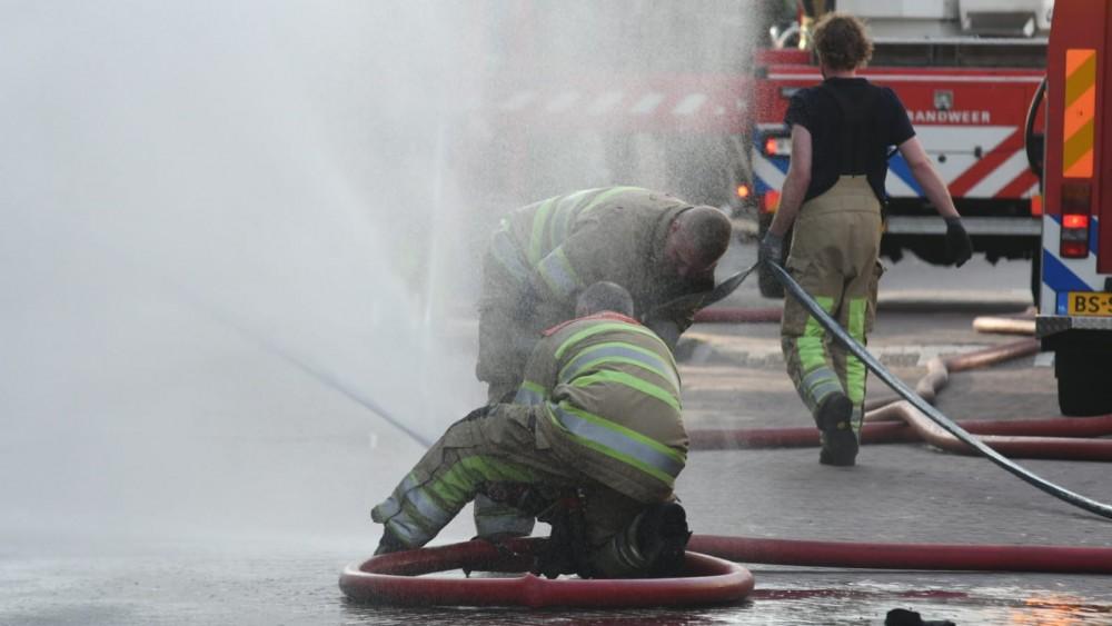 Nog altijd geen oplossing voor probleem met waterlevering Hilversumse brandkranen