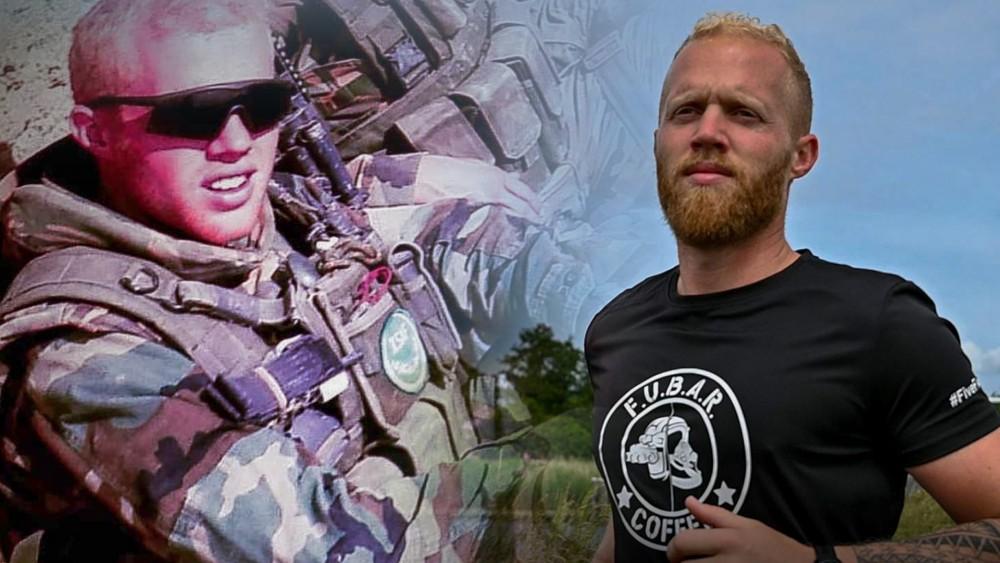 Hoe twee aanslagen stoere marinier Robin veranderde in een 'zielig hoopje mens'