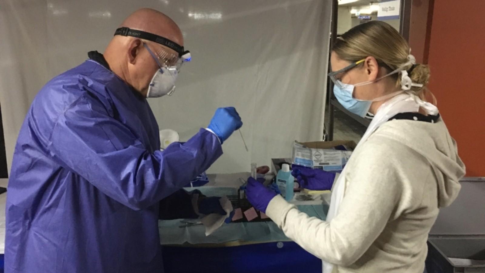 Gooise GGD bereidt zich voor op hoos aan coronatests: maximaal 500 per dag