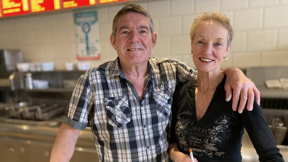 Geen patat en kroketten meer van Henk en Christien: na 38 jaar stoppen ze ermee
