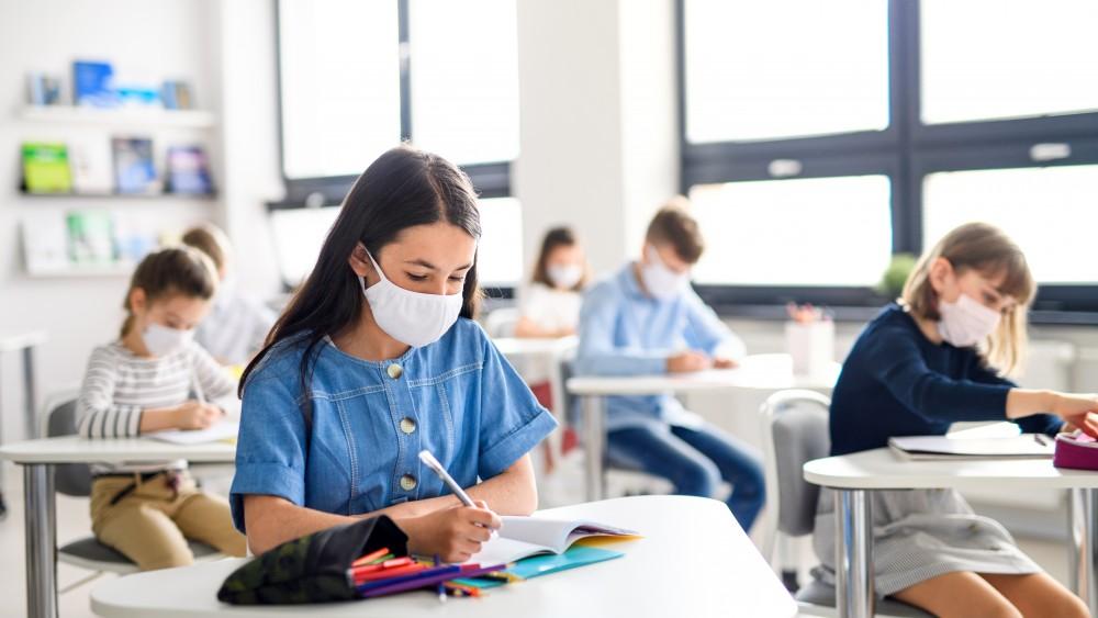 Gooise middelbare scholen hadden een spannende eerste week, maar houden de moed erin