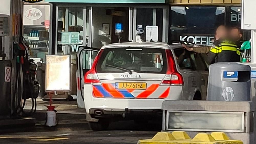Jaren de cel in: gezochte Blaricummer aangehouden bij tankstation Amsterdam