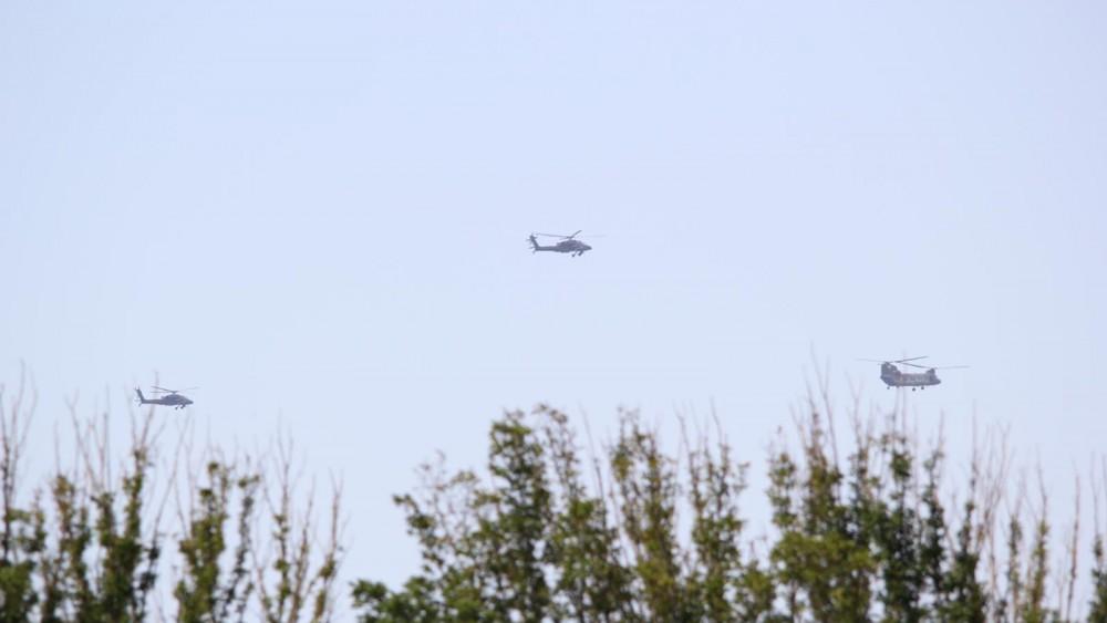 Bij Aruba neergestortte marinehelikopter in twee delen gevonden op zeebodem