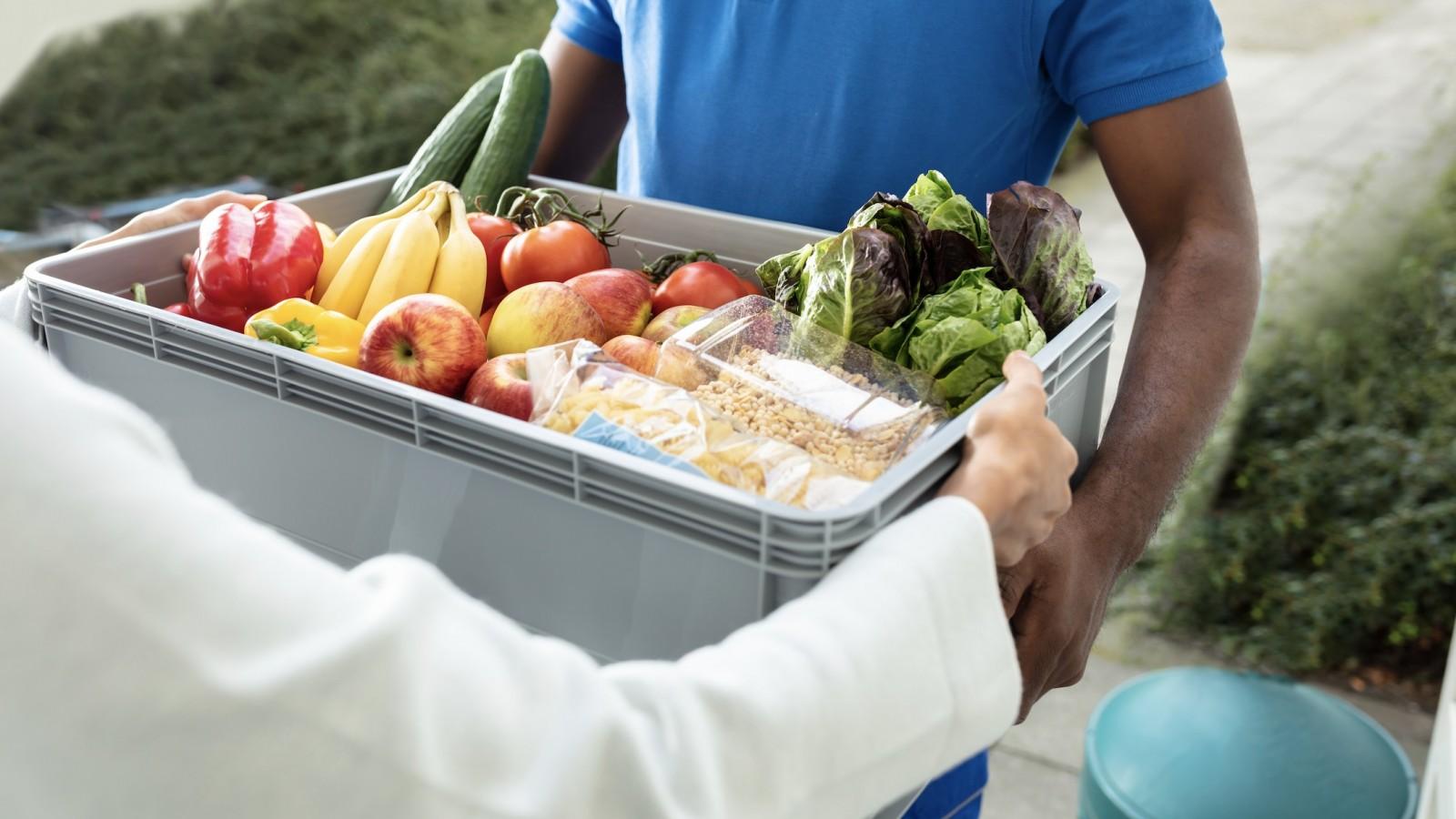 Voedselbank Naarden en Bussum sluit: vrijwilligers behoren tot coronarisicogroep
