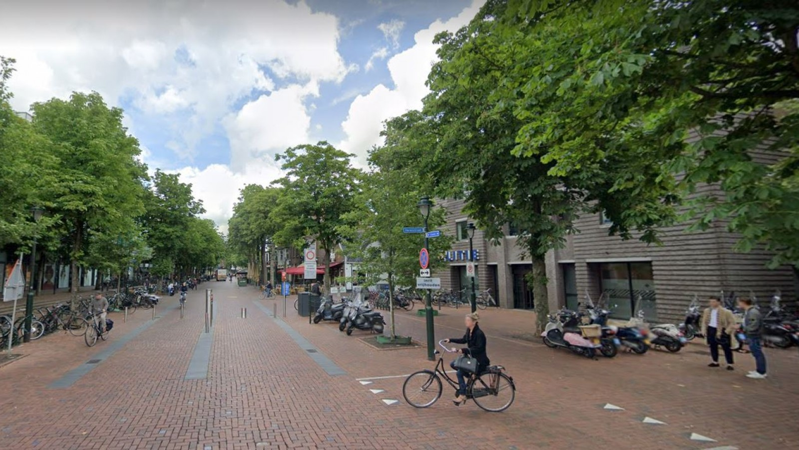 """Gemeente Hilversum: """"Op sommige plekken was het gewoon heel druk"""""""