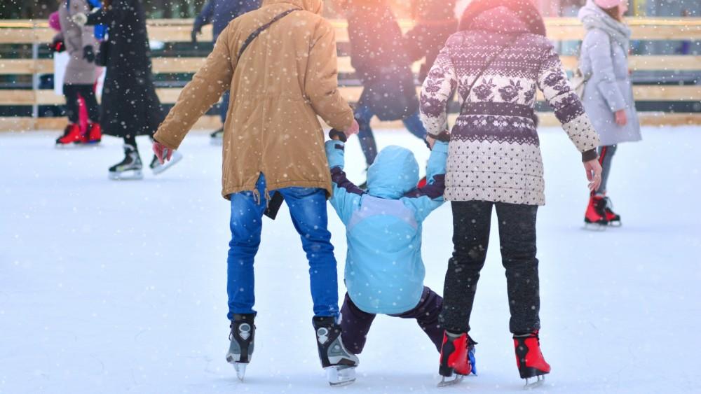 Streep door Laarder winterfeestje: 'coronaproof' schaatsbaan blijkt niet mogelijk