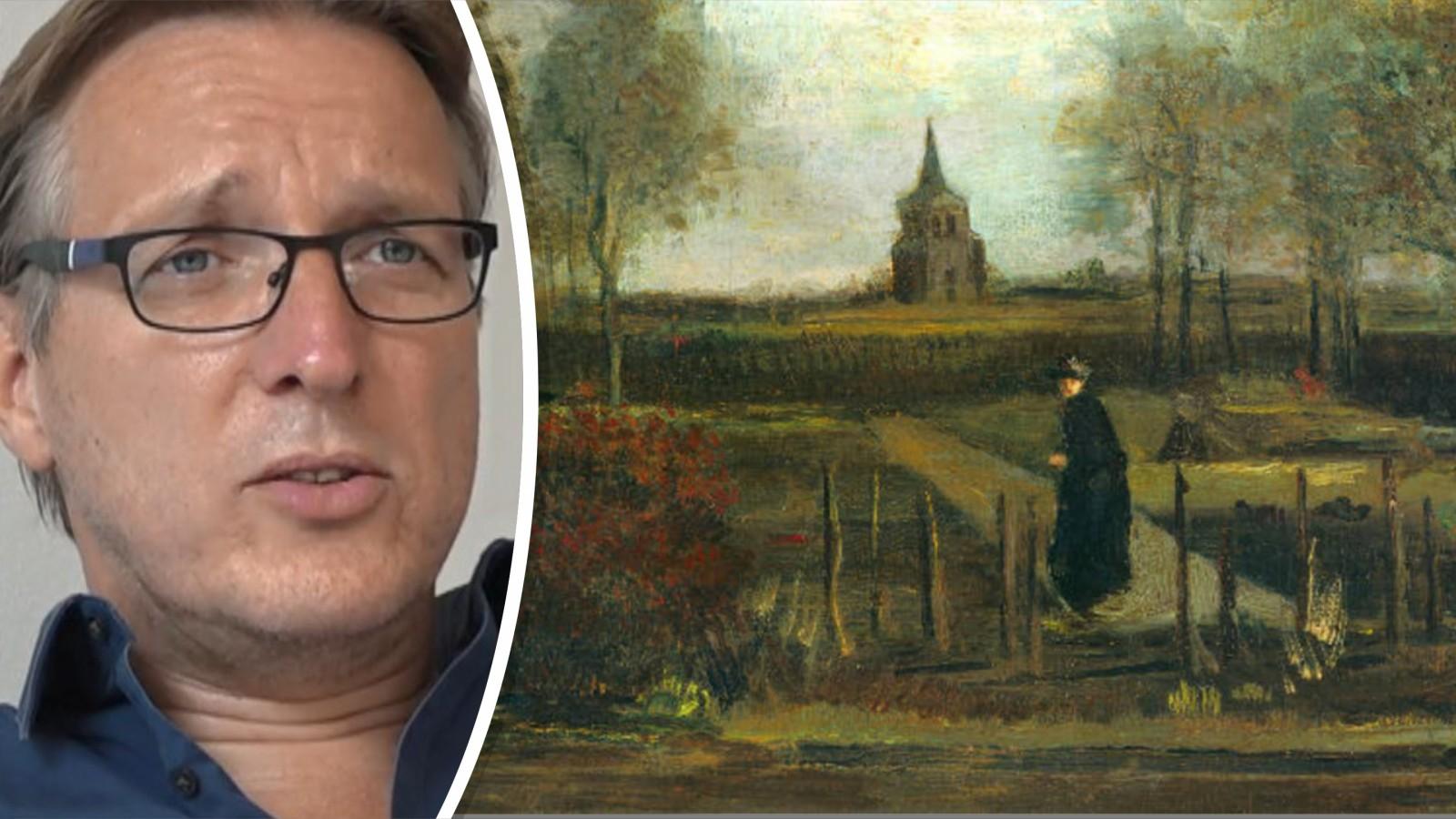 'Concrete sporen naar geroofde Van Gogh'