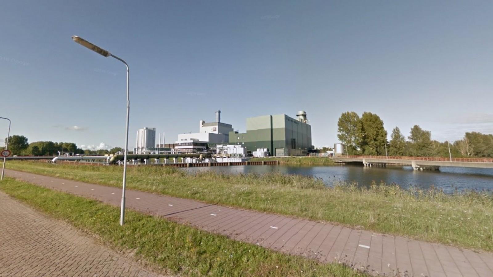Bouw omstreden biomassacentrale bij Diemen mag doorgaan